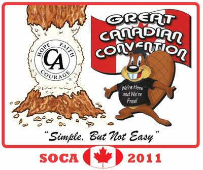 southern ontario cocaine anonymous convention 2011