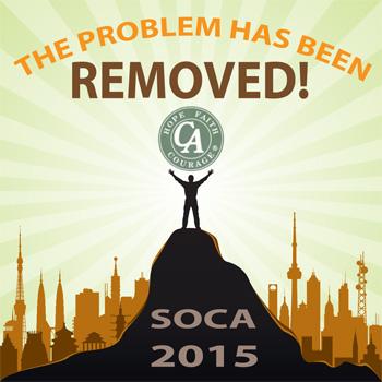 2015 SOCA Logo